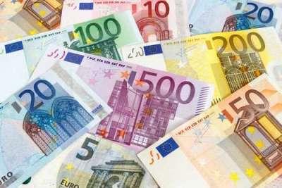The Euro (€).