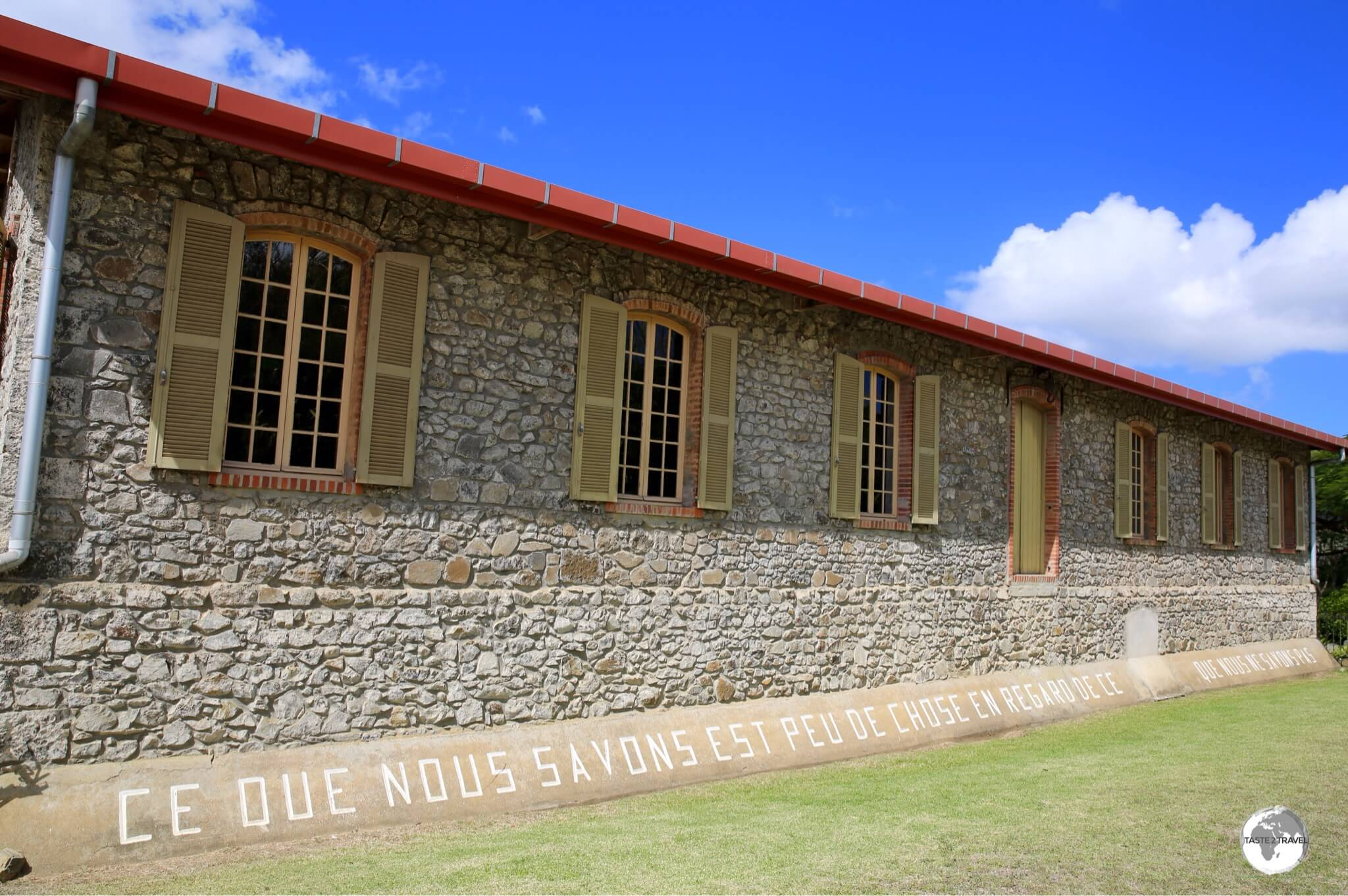 Located on the main road south of town, the Bourail museum includes informative displays on the history of this agricultural region.
