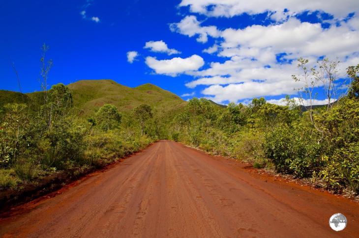 The arid, dry Grand South region looks and feels like outback Australia.