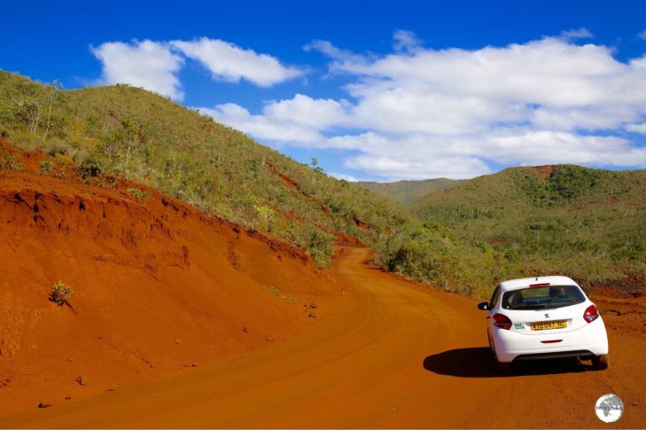 The Grand South region is an easy day trip from Noumea and is famous for its 'outback' scenery.