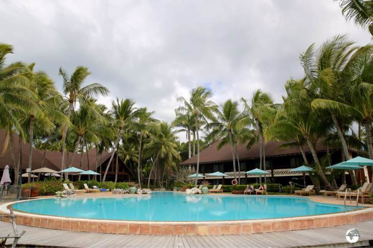 Situated on Oro bay, Le Meridien hotel offers the only 5-star accommodation on the Isle of Pines.