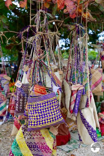 Local handicrafts are popular and affordable souvenirs.