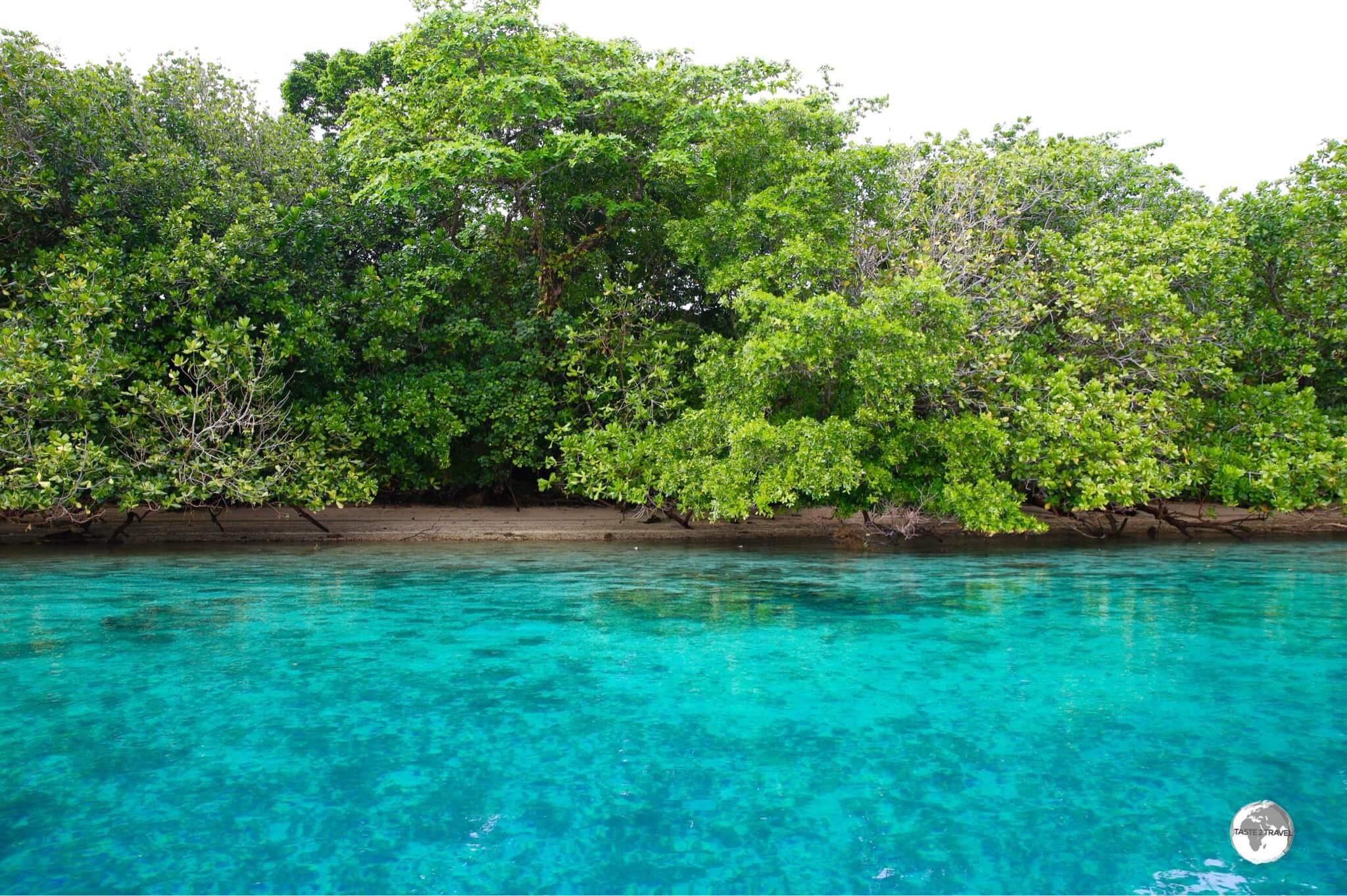 Beautiful Malo Island.
