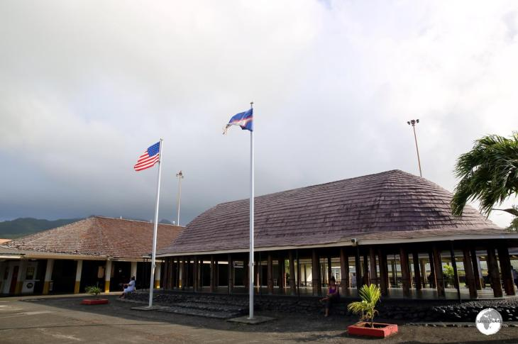 Pago Pago International Airport.