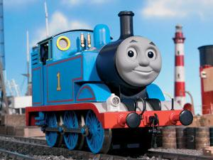 Thomas the Tank Engine - inspired by the railways of IOM. Source: Wikipedia.
