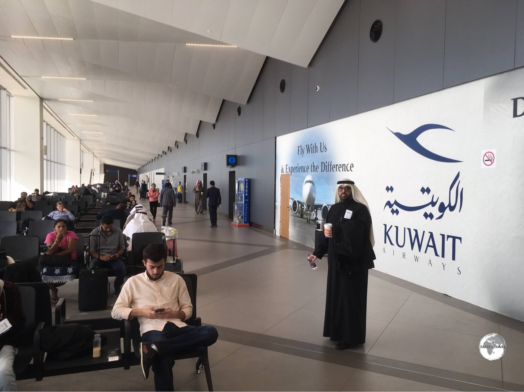 Inaugurated on the 8th of August 2018, Terminal 4 is used by all flights operated by Kuwait Airways.