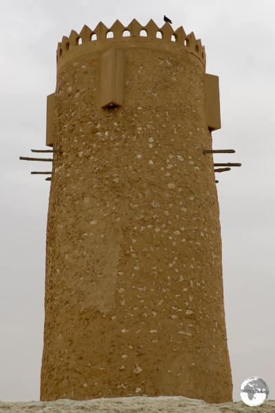 Al Khor is known for its watchtowers which stand sentinel along the coast.