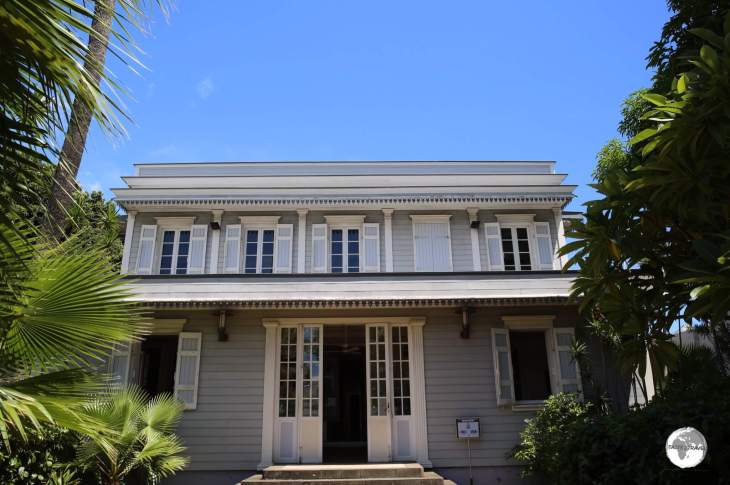 Built in 1905 by Raphaël Carrère, a major sugar trader, <i>Maison Carrère</i> is now home to the local tourist office.