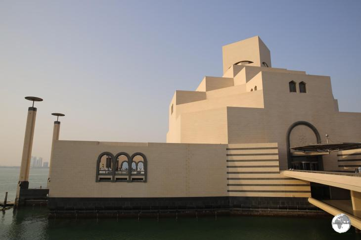 The IM Pei-designed Museum of Islamic Art is a highlight of Qatar.