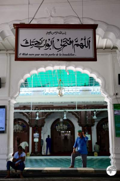 The construction of Jummah mosque was funded by local Muslim businessmen in the 1850's.