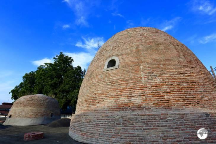 The Çuxur Hamam in Quba.