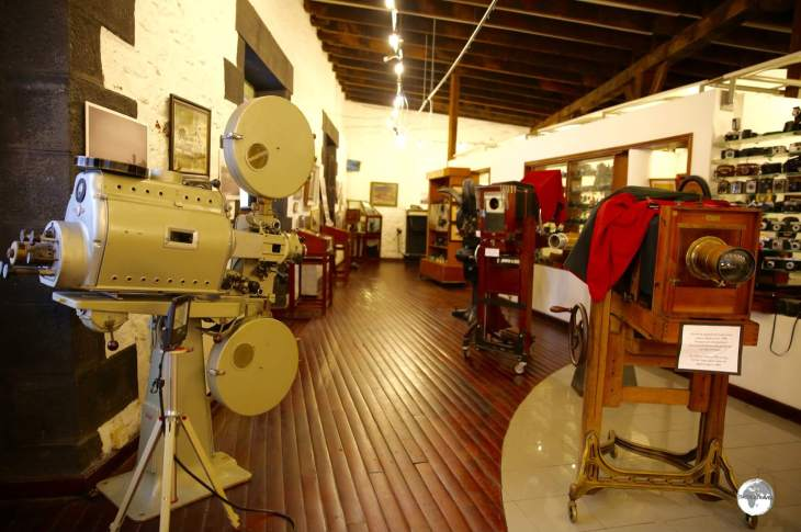 A visit to the Photographic museum in Port Louis was one of the highlights of Mauritius.