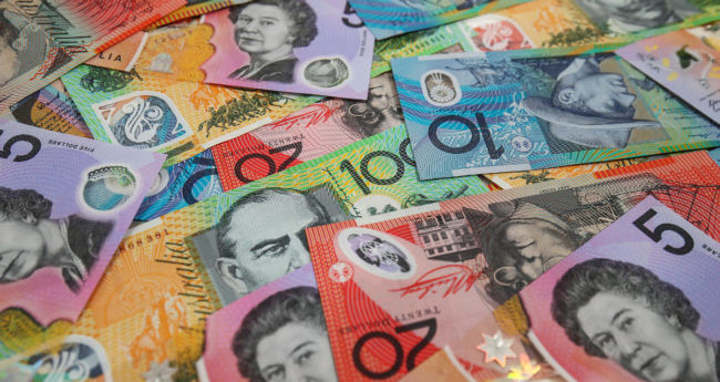 The slowly disappearing Australian dollar is the official currency of Norfolk Island.