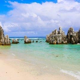 Cover Photo: Anibare Bay, Nauru.