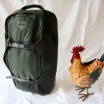 Osprey Sojourn 80 backpack.