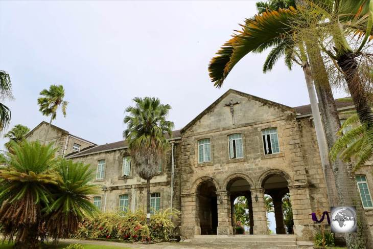 Codrington College, Barbados.