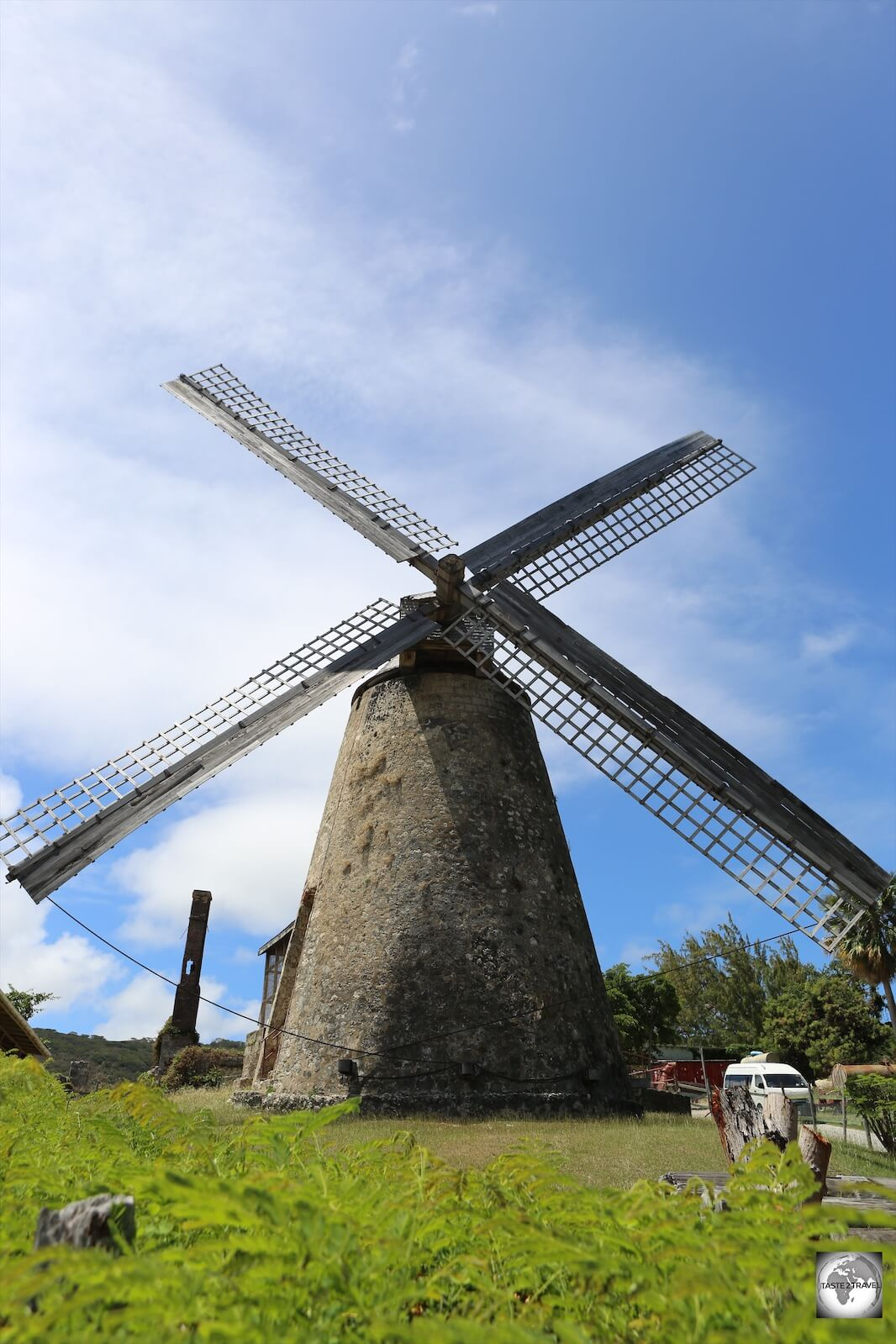 The Morgan Lewis windmill is the oldest windmill on Barbados.