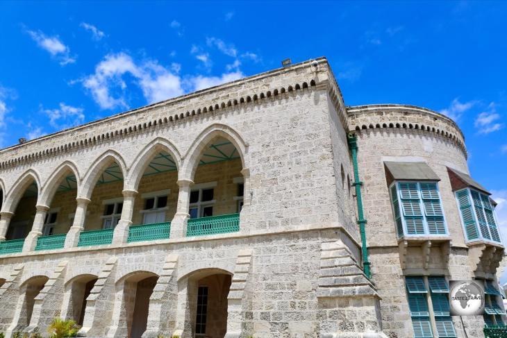 Parliament Buildings, Bridgetown, Barbados.
