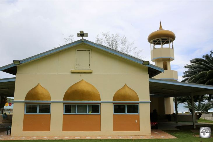 Located in Kampong, the Masjid At-Taqwa is the one mosque on Christmas Island.