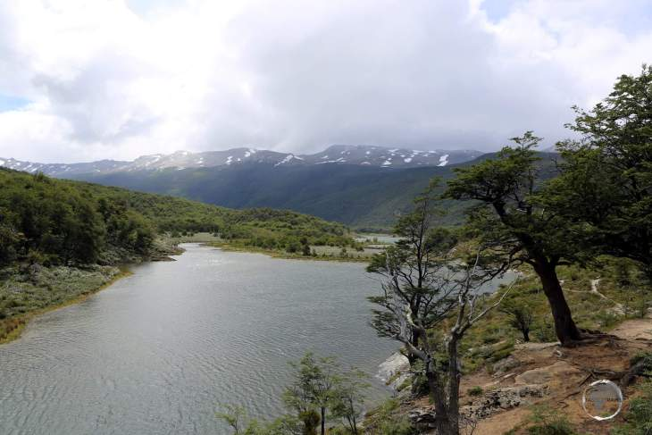 A Park at the Planet's Edge - Argentina's Tierra del Fuego National Park.