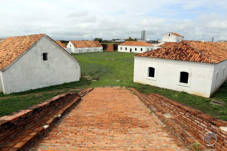 One of the largest Portuguese forts outside of Portugal, the strategically important fortress of São José de Macapá was first laid out in 1764, but took 18 years to complete.