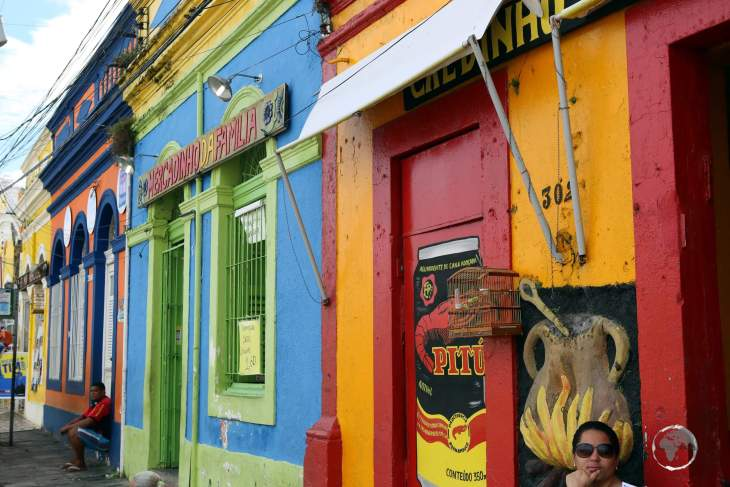 Founded in 1535 by the Portuguese, historic Olinda is distinguished by its 18th-century architecture, baroque churches, convents, monasteries and brightly painted houses.