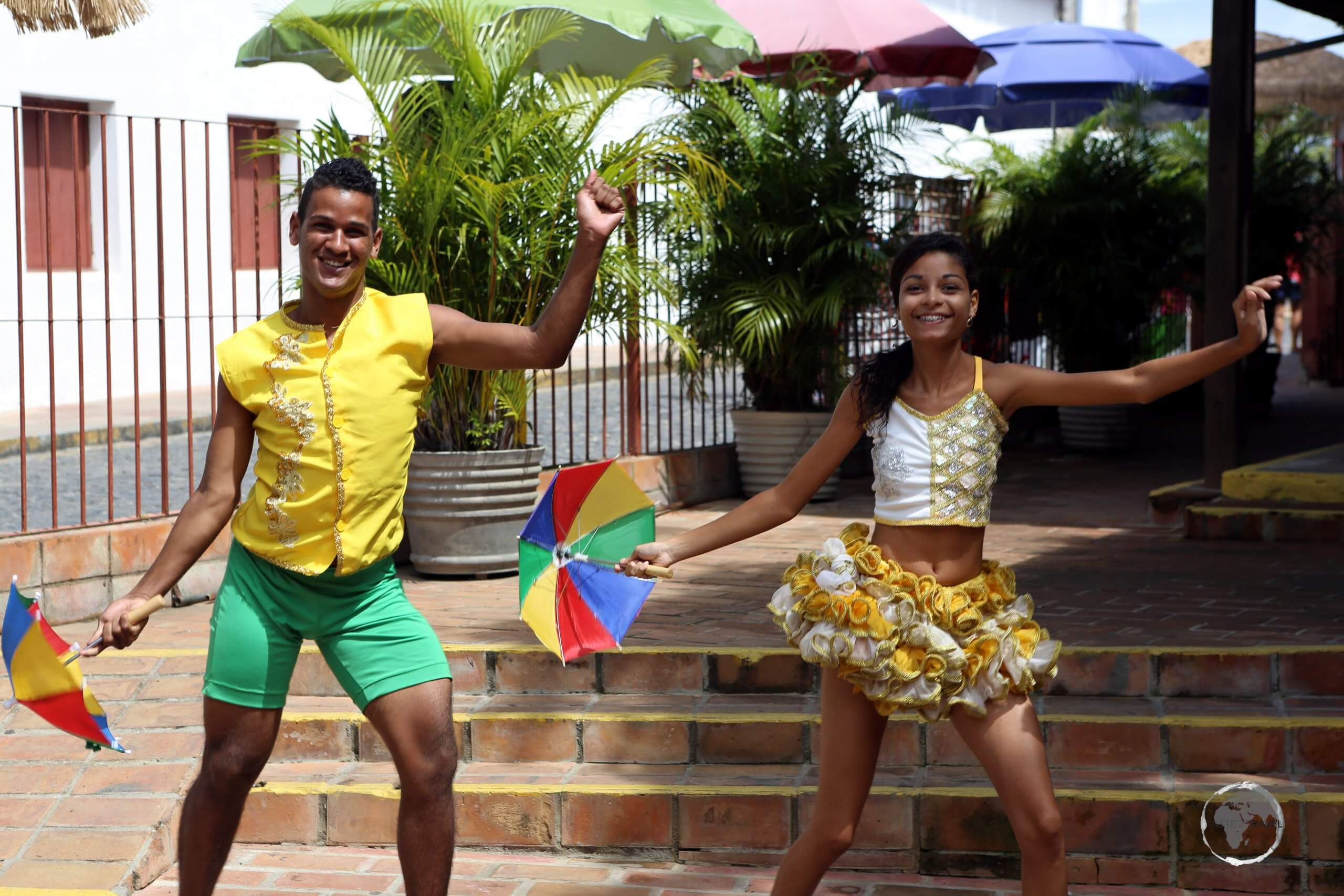Frevo is a dance and musical style originating from Recife, Pernambuco, Brazil, traditionally associated with Brazilian Carnival.