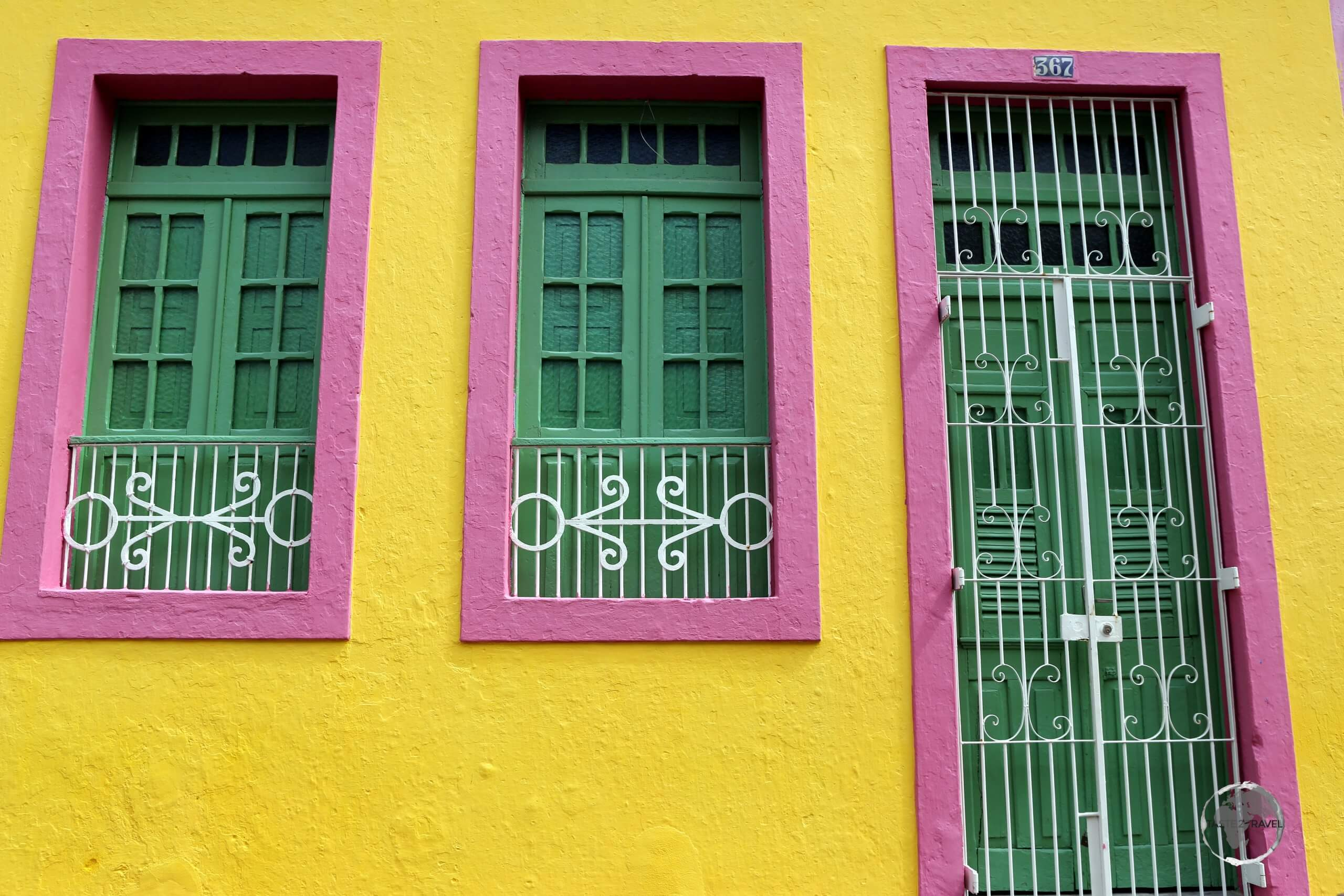 Founded in 1535 by the Portuguese, the historic town of Olinda in Pernambuco state is famous for its old town, whose streets are lined with colourful houses.