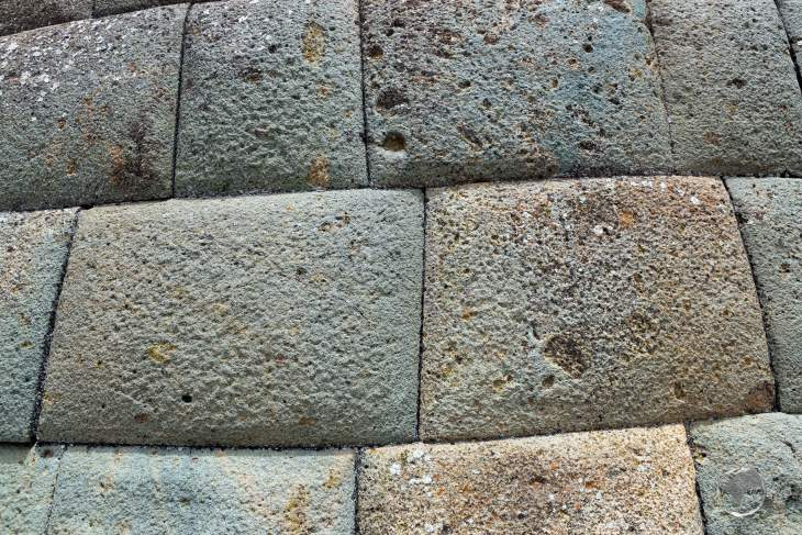 Inca architecture is widely known for its fine masonry, such as this example from 'Ingapirca', which features precisely cut and shaped stones closely fitted without mortar.