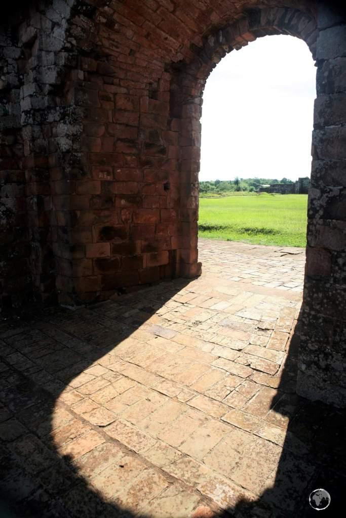 The two Jesuit Missions of 'La Santísima Trinidad de Paraná' and 'Jesús de Tavarangue' were listed as UNESCO World Heritage monuments in 1993.