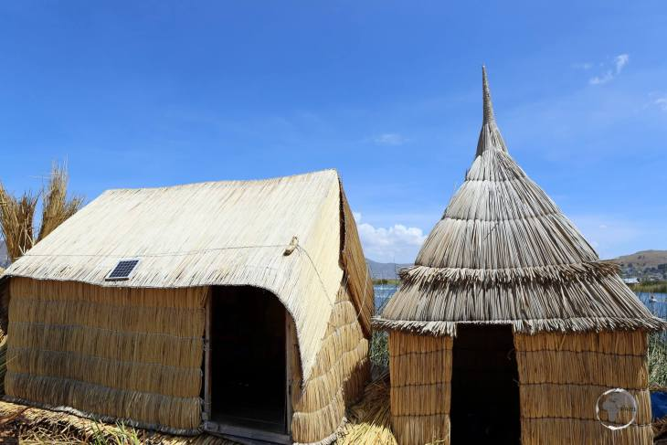 The Uros people live a truly sustainable lifestyle, deriving everything from nature, and generating their electricity from Solar panels.
