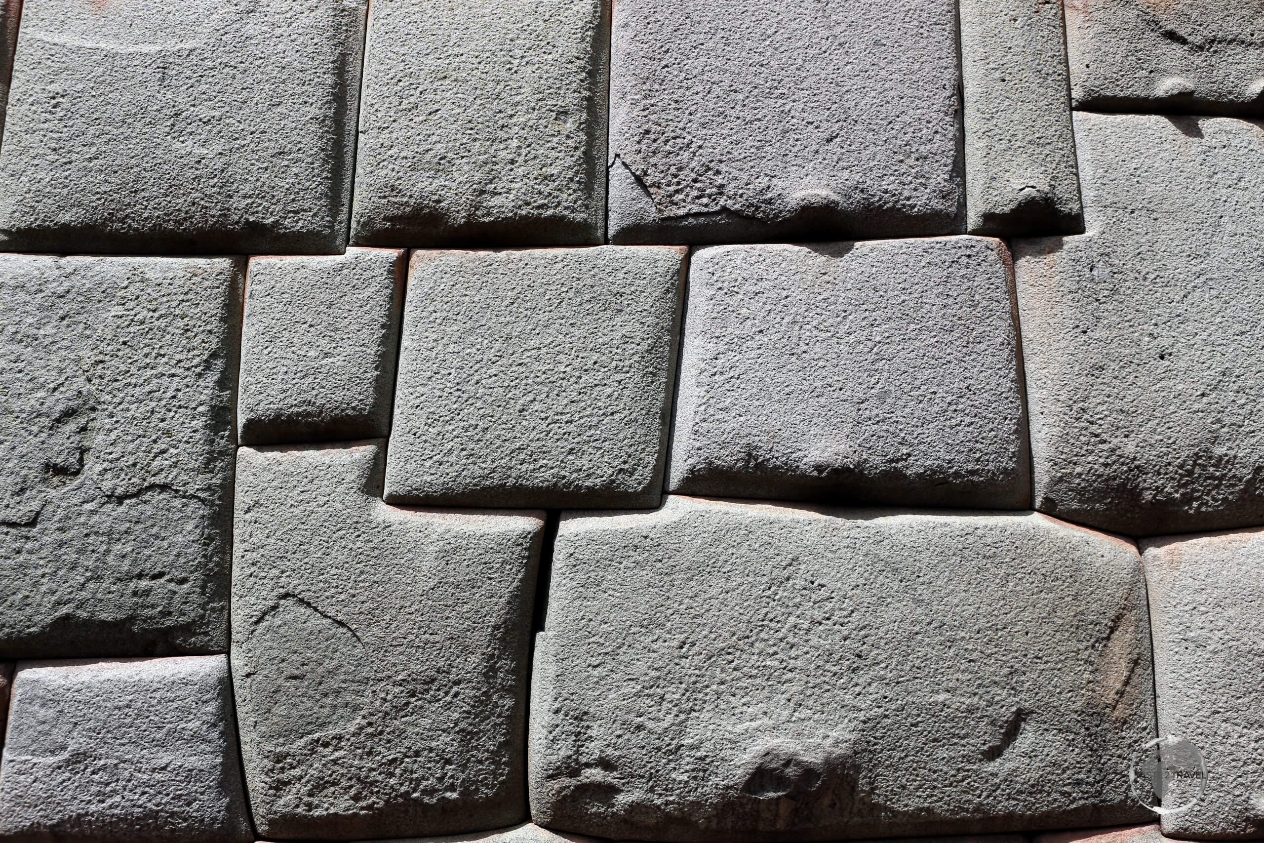 """Inca architecture is widely known for its fine masonry, which features precisely cut and shaped stones, seen here in Cusco, closely fitted without mortar (""""dry"""")."""