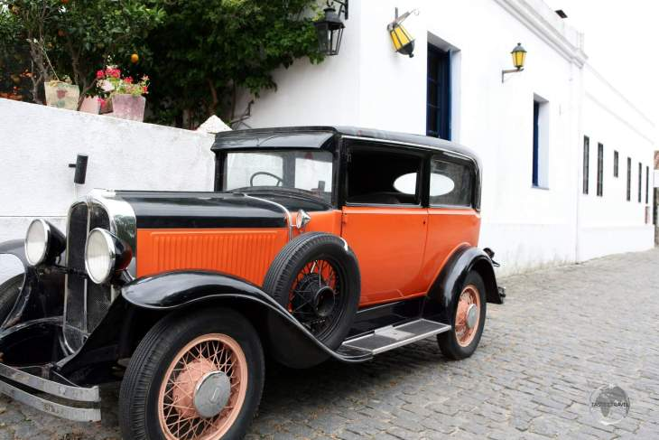 Between its founding in 1680 and Uruguay's independence in 1928, Colonia del Sacramento changed hands between the Portuguese and Spanish no less than ten times!