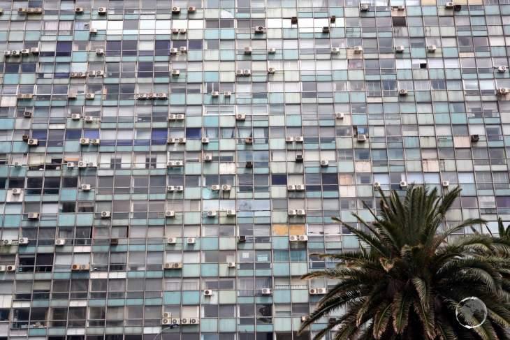 Office Building in Montevideo, Uruguay.