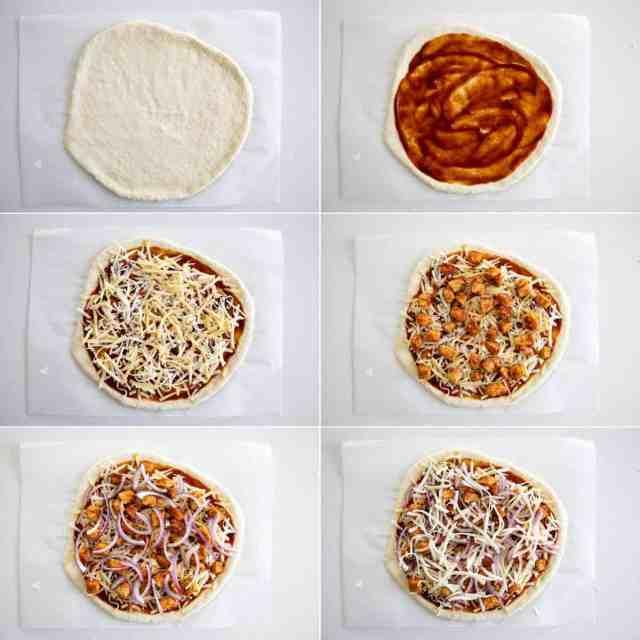 Copycat BBQ Chicken Pizza Recipe - Taste and Tell