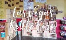 Inside Las Vegas Kettle Corn Shop