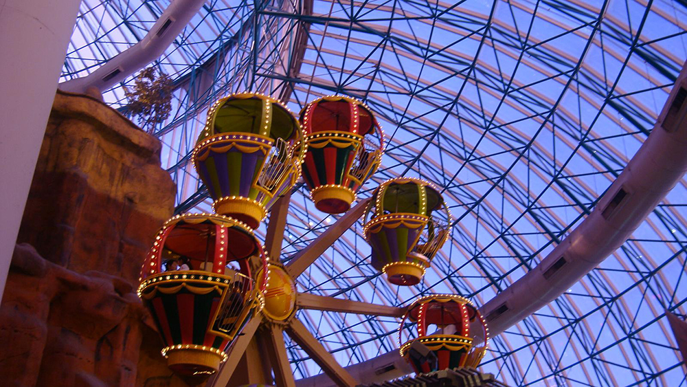 Adventuredome Ferris Wheel Las Vegas