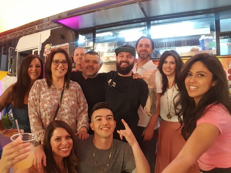 Food Tour Group Taste Buzz Vegas