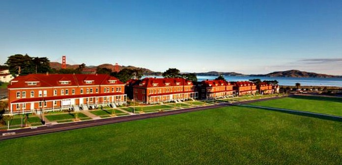 Image result for lodge at the presidio
