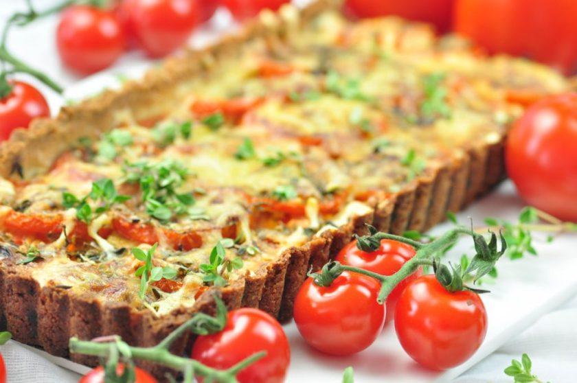Glutenvrij_tomatentaart