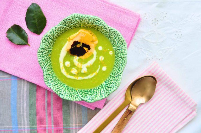 Somrig_grön_ärtsoppa_med_citron_2