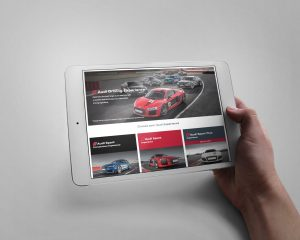 AudiStore Driving Experiences