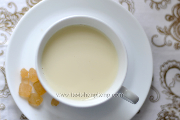 Homemade Soy Milk Made Easy