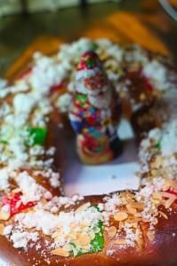 Mardi Gras - King Cake