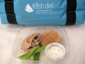 the fresh diet - lunch