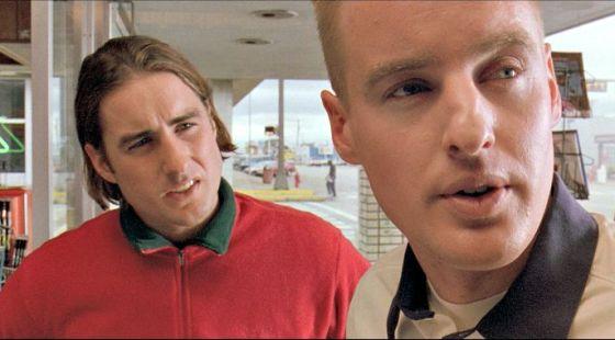 Owen Wilson in Bottle Rocket (1996)