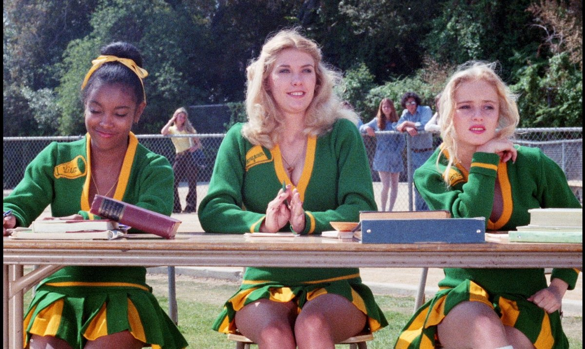 Image result for the swinging cheerleaders