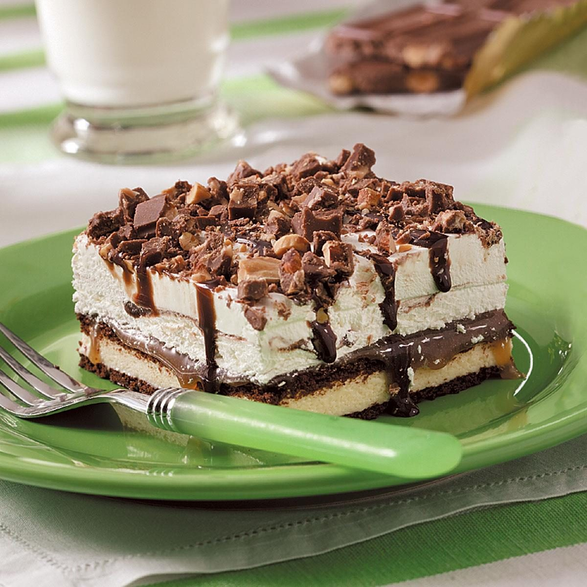 Easy Ice Cream Sandwich Dessert Recipe Taste Of Home