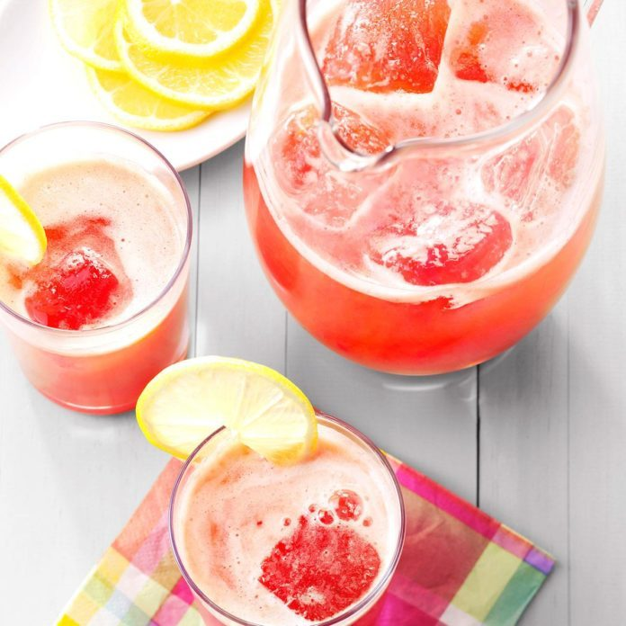 Olive Garden Raspberry Lemonade Recipe
