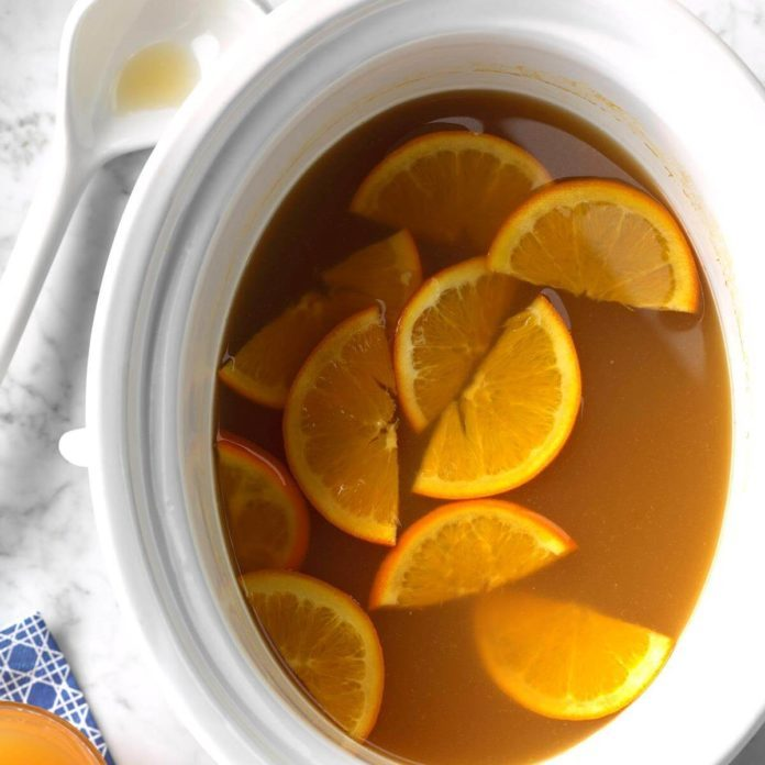 Slow-Cooker Cider